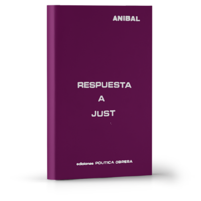Aníbal, respuesta a Just
